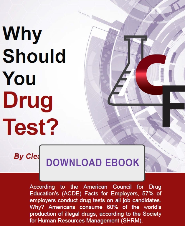 ebook Why Should You Drug Test?