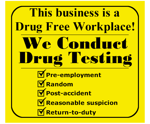 Compliance legal cleanfleet for Drug free workplace policy template